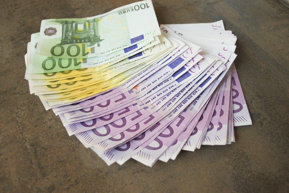 Mažeikių rajono bendruomenėms išdalinta 37 tūkst. eurų