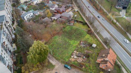 Vilniaus miesto savivaldybė nepritarė daugiabučio statyboms Žvėryne – pastatas per aukštas