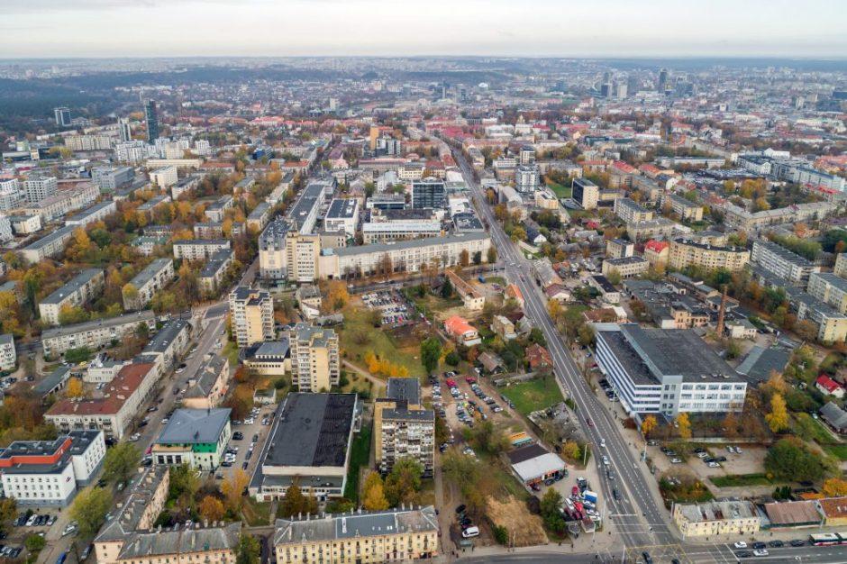 """""""Vilniaus vandenys"""" sostinės Naujamiestyje plaus pagrindines vandentiekio magistrales"""