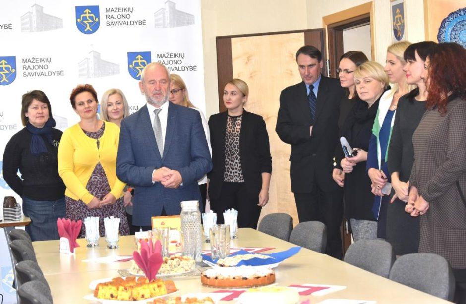Pyragų dieną kilniam tikslui paaukota beveik pusė tūkstančio eurų