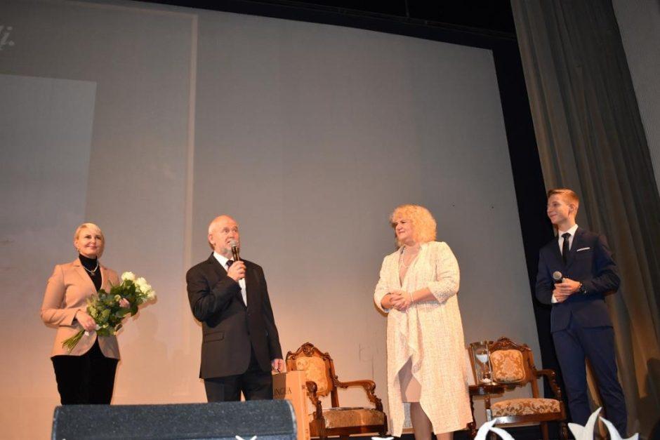 Mažeikių Merkelio Račkausko gimnazija šventė 100 metų jubiliejų