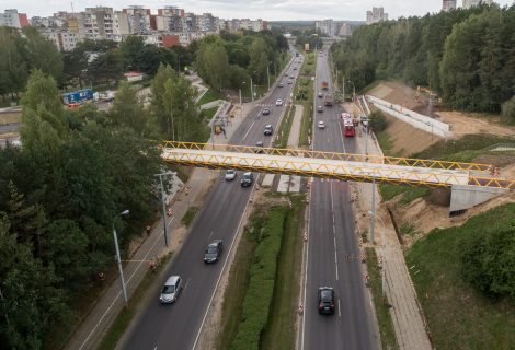 Prasideda didžiausia šio dešimtmečio nuotekų tinklų rekonstrukcija T. Narbuto gatvėje