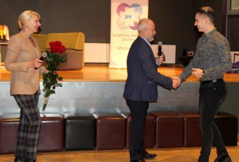 """Kalbėti su jaunimu ir jaunimui – svarbiausia konferencijos """"Jungtinės pajėgos jaunimui 2019"""" mintis"""