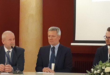Konferencijoje apie pastatų energinį efektyvumą