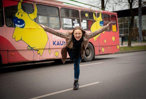Kauniečių pasitenkinimas miesto viešuoju transportu auga