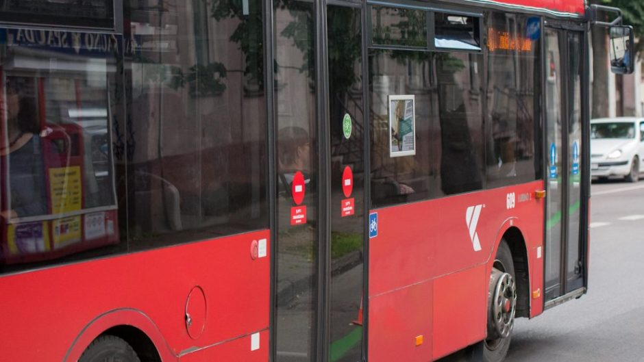 Į Karmėlavos kapines – naujas autobusas