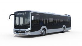 Viešojo transporto progresas Kaune tęsiasi: perkama 100 hibridinių autobusų