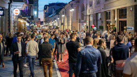 Paskelbtas konkursasdarbui su jaunimu sostinės gatvėse