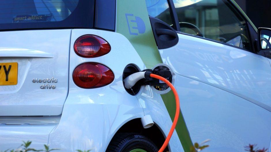 Prašymai už įsigytus mažiau taršius automobilius – nuo lapkričio 4 d.