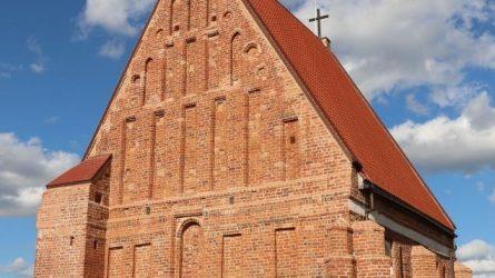 Pavojaus trimitai dėl Zapyškio bažnyčios nuskambėjo per anksti