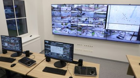 Šiauliečių saugumu rūpinsis kuriamas naujas centras