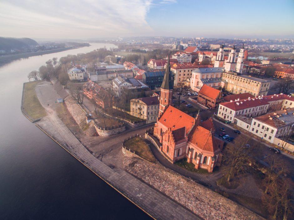 Kaunas kviečia įvertinti tuos, kurie daro miestą prieinamą ir draugišką visiems