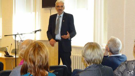 Delegacijos iš Nicos savivaldybės vizitas Skuodo rajone: išsamiai aptarti įgyvendinti ir vykdomi projektai