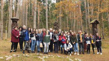 """Ketvirtasis Erasmus + projekto """"RespACT Your Peer; Don't Bully Be FRIENDLY"""" vizitas Lietuvoje"""