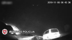 Klaipėdos rajone sulaikyti du automobilį pavogę asmenys