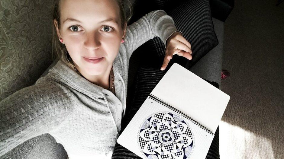 Beta Juršaitė: Mano gyvenimo tikslas yra gyventi