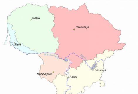Regionų raida - faktai ir mitai