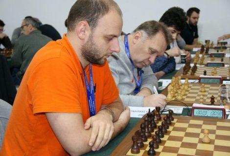 Europos šachmatų klubų taurėje solidžiai pasirodė Lietuvos čempionai