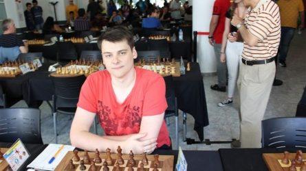 Šachmatų turnyre JAV nugalėjęs T. Stremavičius taps didmeistriu