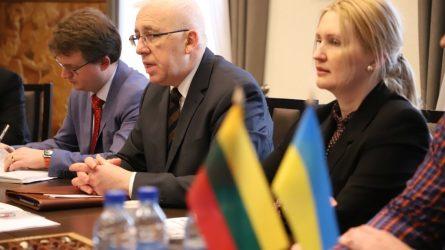 Ukrainos ambasadorius: Šiauliuose norime įkurti garbės konsulatą