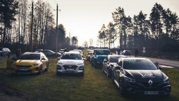 Automobilių saugumas: svarbus ne tik sustojimo greitis, bet ir kitos sistemos