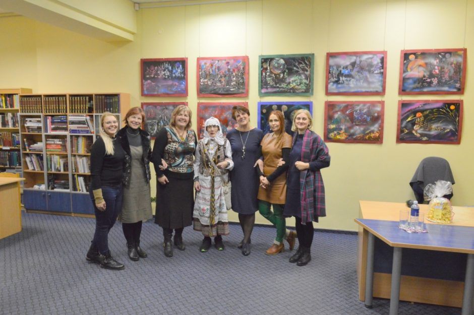 Bendruomenes subūręs žemaitiškas susitikimas