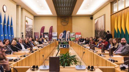 Lietuvos regionų pasaulį keičianti iniciatyva