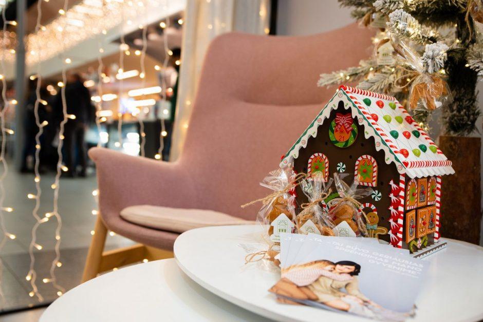 Kalėdinis metas gerumui: kauniečiai kviečiami dovanoti namų šilumą vaikams