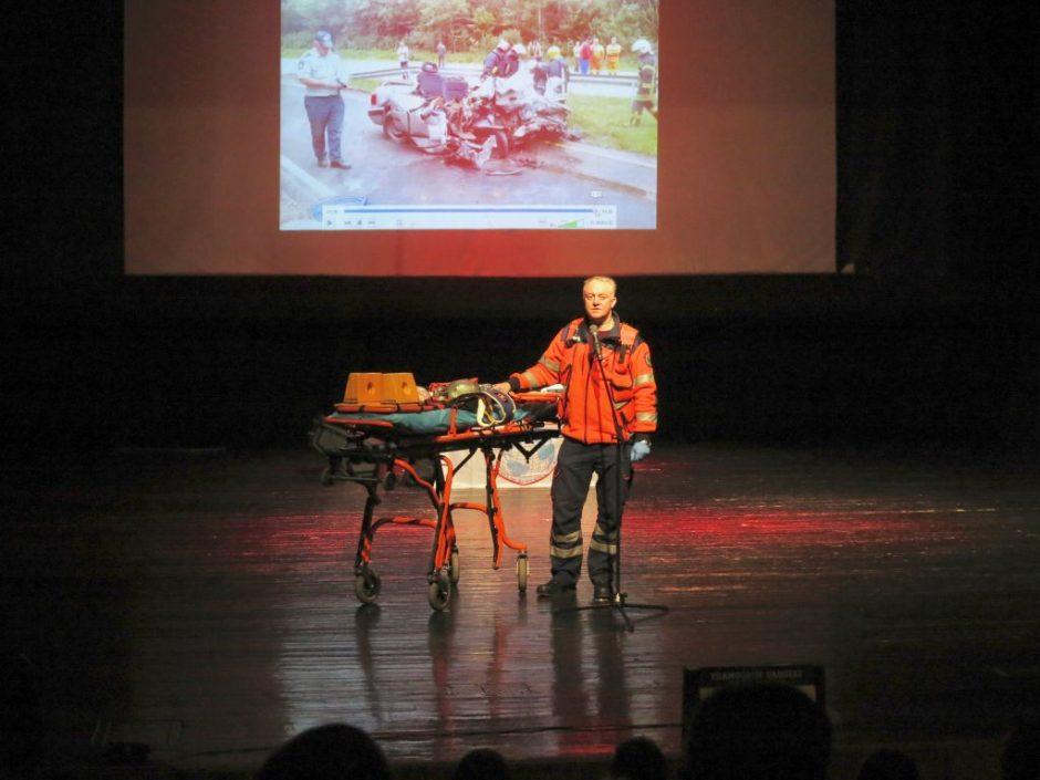 """Savivaldybė organizuoja edukacinį """"Road Show"""" 17-20 m. jaunimui"""