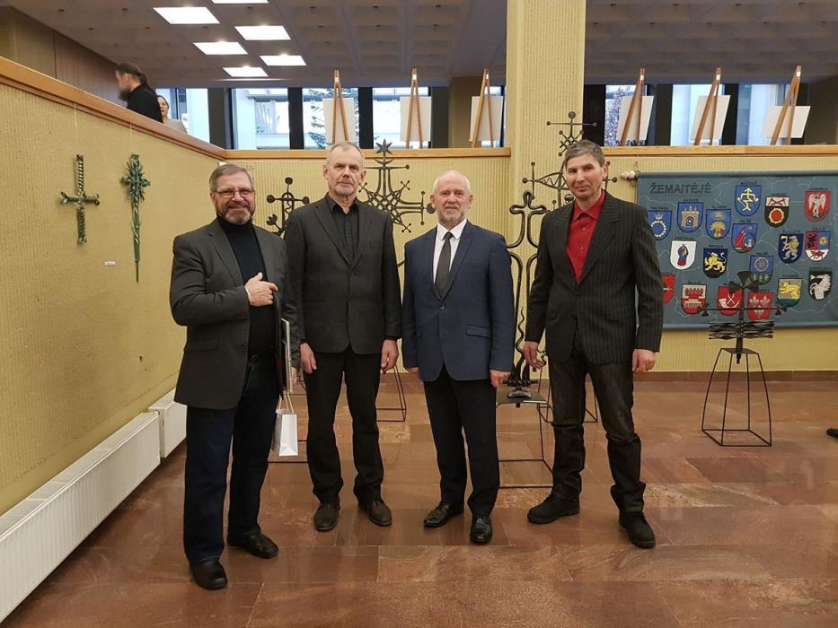 Sostinėje – Žemaitijos meno kūrėjų paroda