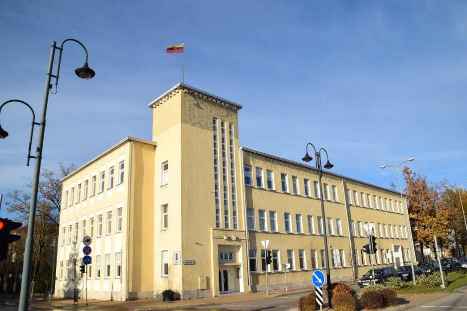 Mažeikių rajono savivaldybėje baigta formuoti administracijos struktūra
