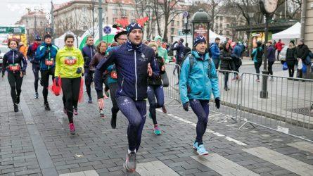 Gruodžio 15 d. Kalėdinio bėgimo metu Vilniuje – eismo ribojimai ir viešojo transporto pakeitimai