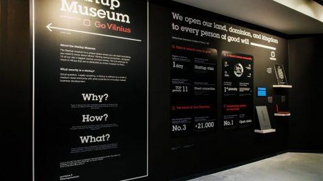 Žinia apie Vilniaus startuolius sklis dar garsiau: atidarytas jiems skirtas muziejus