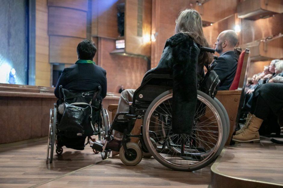 Vilniaus miesto savivaldybė neįgaliųjų sporto projektams skyrė 100 000 eurų