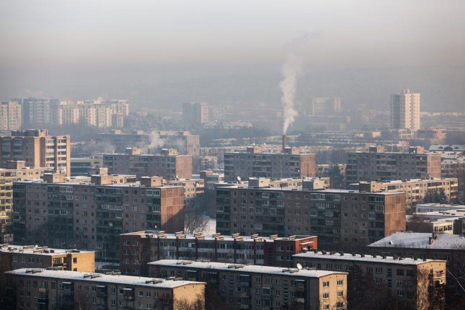 Vilnius atsisakoatliekų šachtų daugiabučiuose