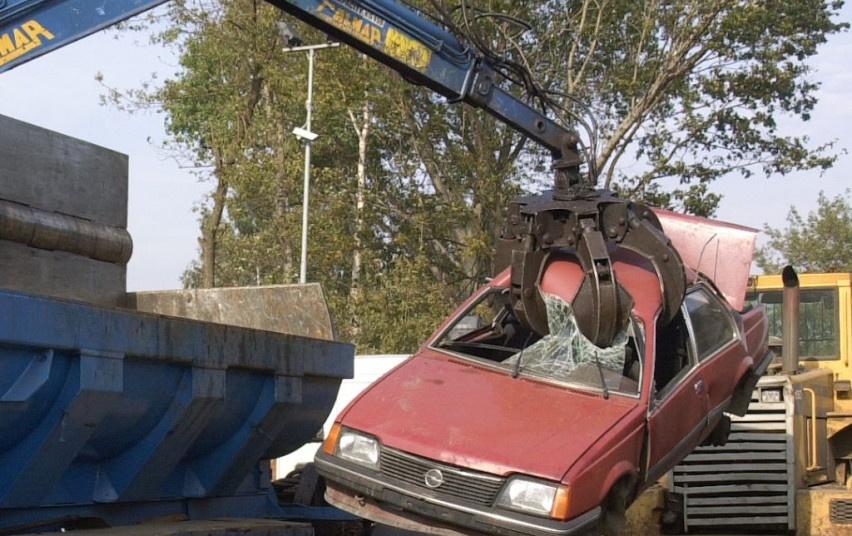 Pasiūlyti kriterijai transporto priemonėms pripažinti netinkamomis eksploatuoti, t. y. atliekomis
