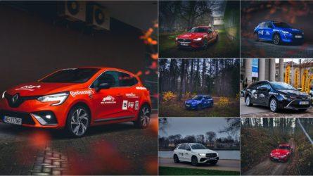 """Kodėl """"Lietuvos metų automobiliu 2020"""" tapo """"Renault Clio""""?"""