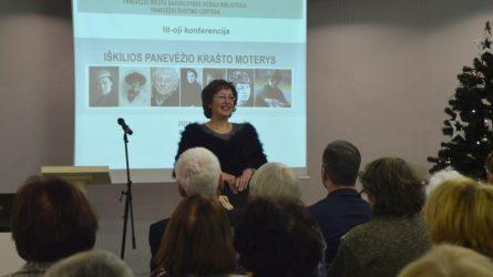 Apie moteris, savo veikla papuošusias Panevėžio krašto istoriją