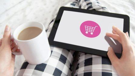 Ar verta buitinę techniką pirkti internetu?