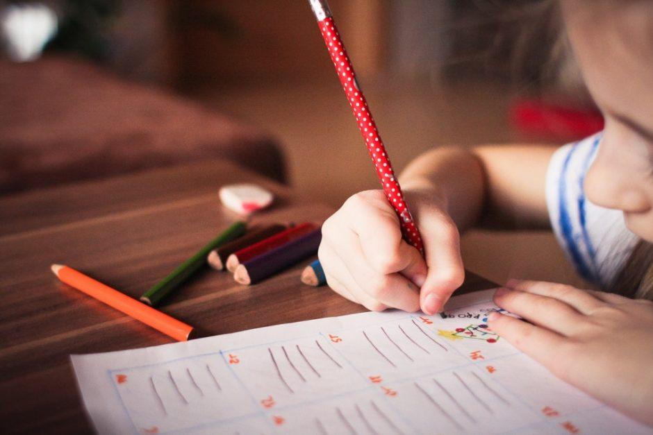 Kaip mokyti vaikus anglų kalbos
