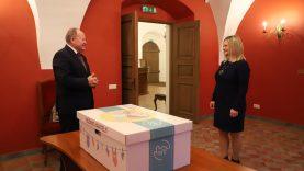 Kauno rajonas džiaugiasi 1200-uoju kūdikiu