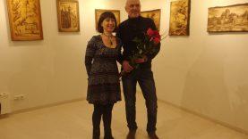 Vytauto Majoro vardo premija – medžio meistrui Algirdui Ridikui