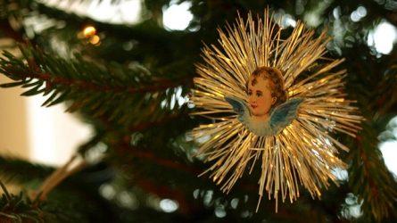 Kalėdinis arkivyskupo Gintaro Grušo laiškas