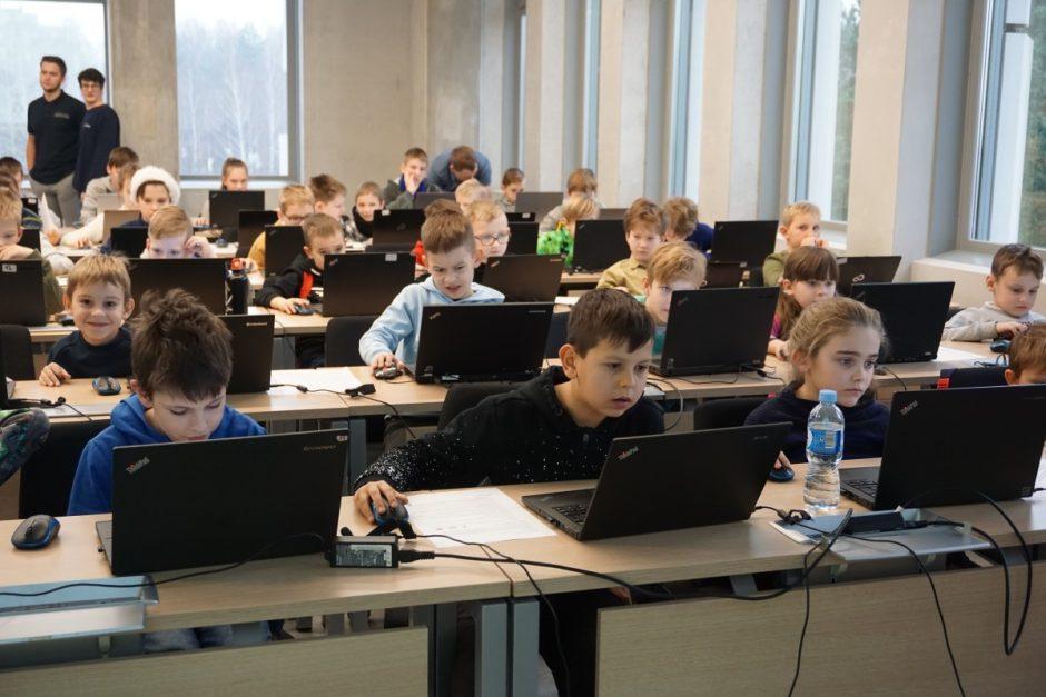 Vaiko polinkį į išmaniąsias technologijas galima paversti ateities išsilavinimu!