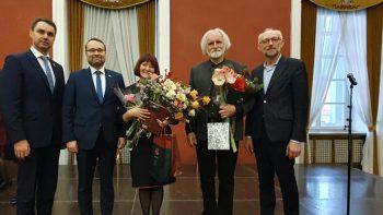 Kultūros premija atkeliavo į Kauno rajoną!