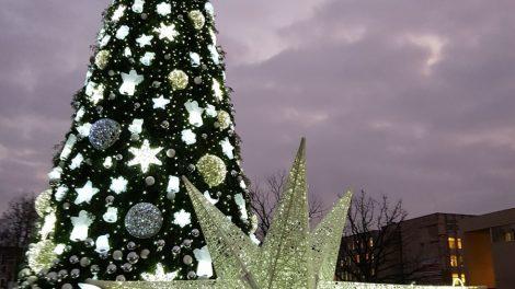 Ligoninės bendruomenė kviečia drauge pasitikti Kalėdas