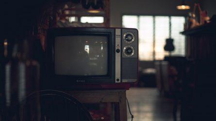 Kaip įkomponuoti TV interjere?