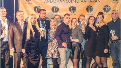 Išdalinti 2019 metų Šiaulių miesto sporto apdovanojimai ir premijos