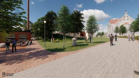 Naujamiestyje laukiama ir skvero, ir Šv. Stepono gatvės atnaujinimo