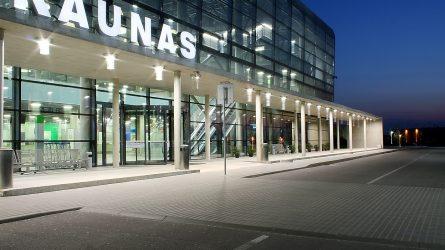 Kauno oro uostas 2019 metus pažymėjo rekordu: pasiektas didžiausias keleivių skaičius